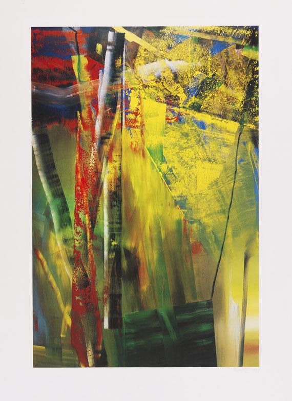 Gerhard Richter, Victoria I, Victoria II
