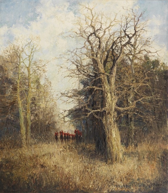 Otto Pippel, Herbst