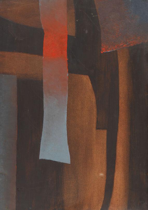 Fritz Winter, Ohne Titel