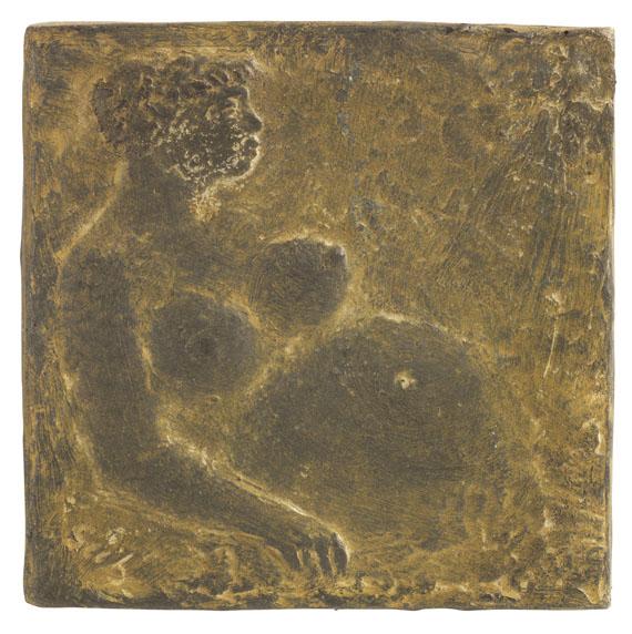 Gustav Seitz, Sitzende Frau