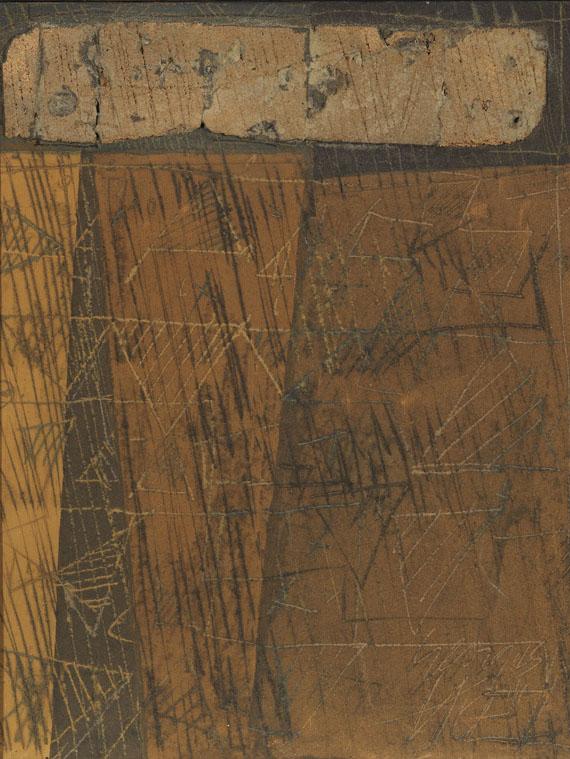 Georges Noël, Petite effigie palimpseste -2-