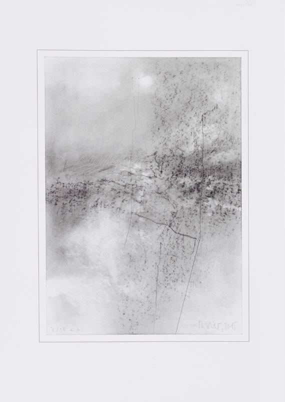 Gerhard Richter, Sils