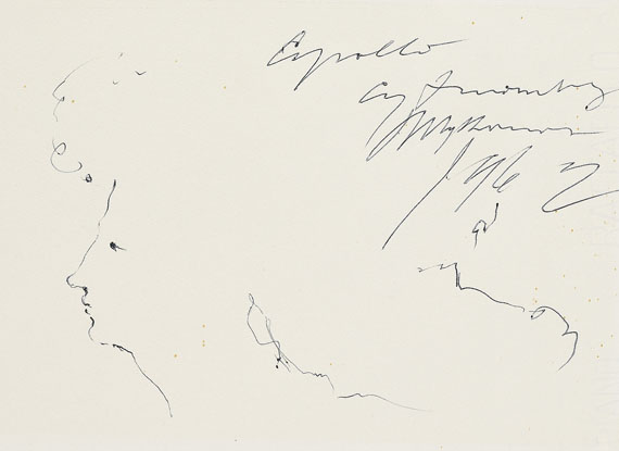 Cy Twombly - Apollo