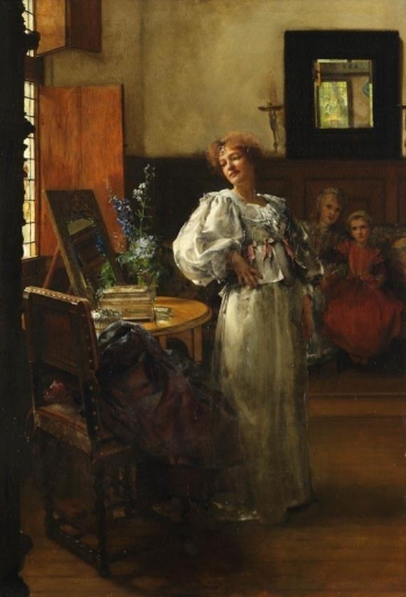 Lady Laura Theresa Alma-Tadema
