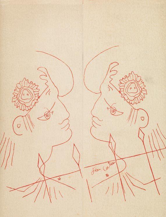 Jean Cocteau - Le Comité Du Palais-Royal.