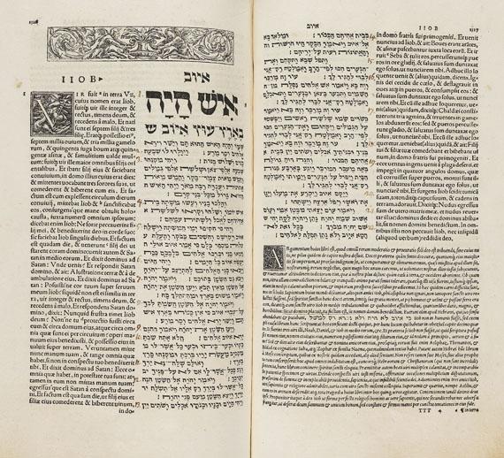Biblia hebraica-latina