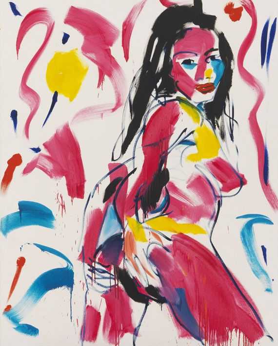 Couleur Woman, 1984