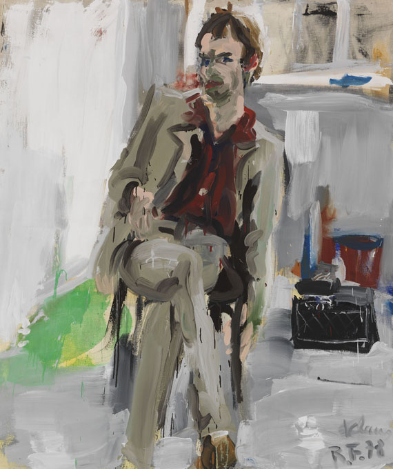 Rainer Fetting - Klaus