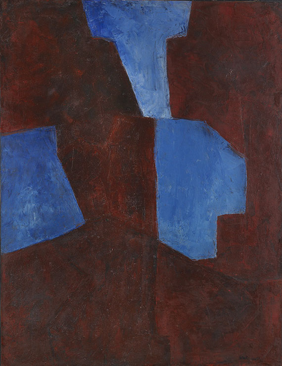 Serge Poliakoff - Composition