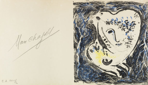 Marc Chagall - Jean Leymarie, Hommage a Marc Chagall