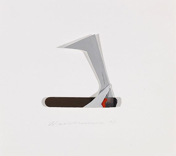Tom Wesselmann - Smoking Cigar