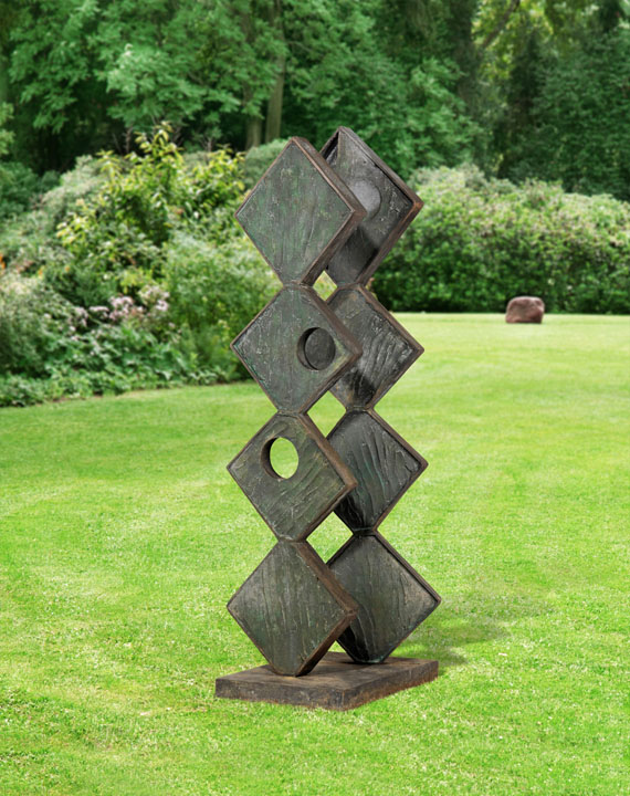 Barbara Hepworth - Square Forms (Two Sequences)