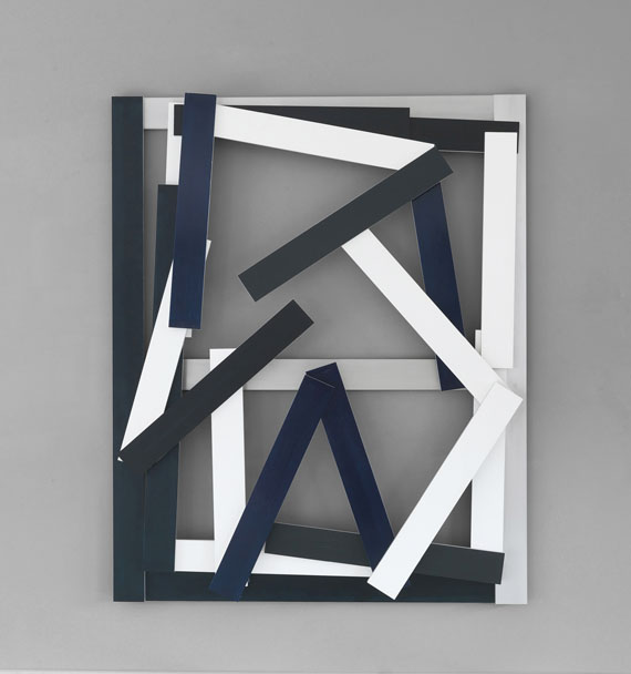 Imi Knoebel - Cut-up 18