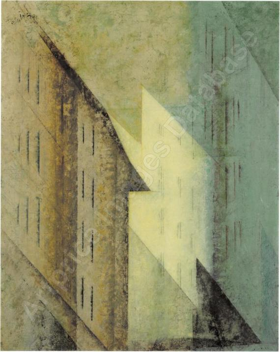 Edged Spaces, 1954