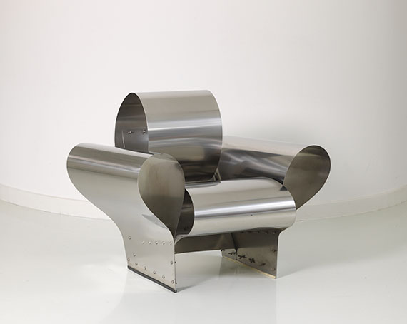 Ron Arad - Well Tempered Chair - Weitere Abbildung
