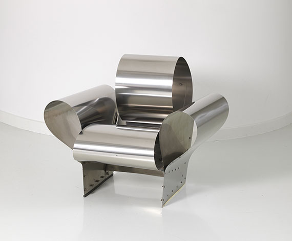 Ron Arad - Well Tempered Chair