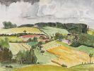 Erich Heckel - Landschaft Angeln