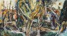Bloch, Albert - Oil on canvas