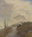 Sieck, Rudolf - Oil on panel