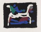 Marini, Marino - Lithograph in colors