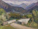 Modersohn, Otto - Oil on canvas
