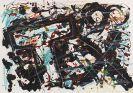 Penck (d.i. Ralf Winkler), A. R. - Mixed media
