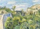 Frank, Franz - Oil on canvas