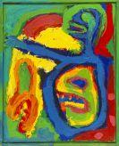 Hitzler, Franz - Acrylic on canvas