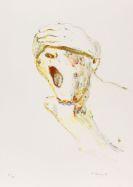 Lassnig, Maria - Farblithografie