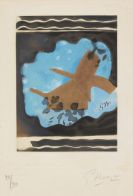 Braque, Georges - Etching in colors