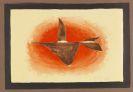 Braque, Georges - Au Couchant (Oiseau XVI)