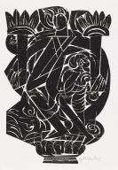 Grieshaber, HAP - Offset lithograph