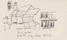 Feininger, Lyonel - Pencil drawing