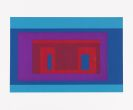 Albers, Josef - Silkscreen in colors