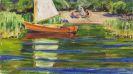 Arnold Balwé - Picknick am See