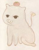Kuwahara, Masahiko - Acryl auf Leinwand