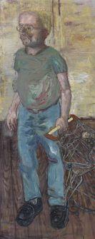 Kluge, Gustav - Oil on canvas