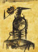 Lam, Wifredo - Farblithografie
