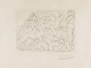 Picasso, Pablo - Radierung