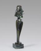 Alexander Archipenko - Egyptian motif