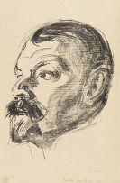 Edvard Munch - Jens Thiis