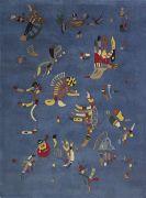Kandinsky, Wassily - Nach - Bleu de ciel