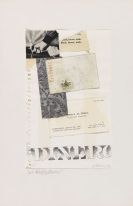 Hansen, Al (Alfred Earl) - Collage