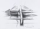 Klasen, Peter - Bleistiftzeichnung