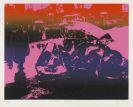 Vostell, Wolf - Farbserigrafie