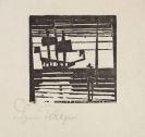 Feininger, Lyonel - Woodcut