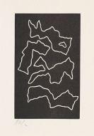Arp, Hans (Jean) - Woodcut