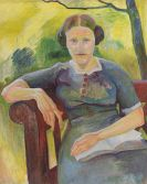 Hartogh, Rudolf Franz - Oil on canvas