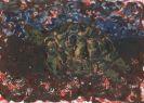 Lüpertz, Markus - Oil on canvas