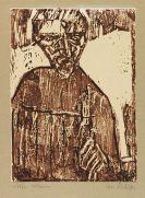 Rohlfs, Christian - Holzschnitt